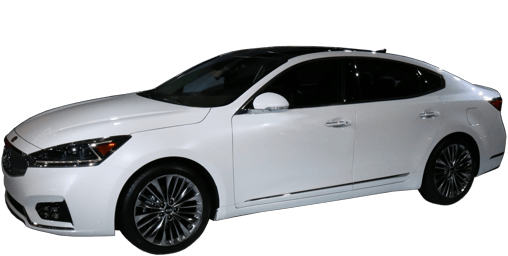 2017 Kia Cadenza versus the Competition
