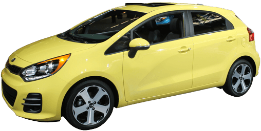 2017 Kia Rio versus the Competition
