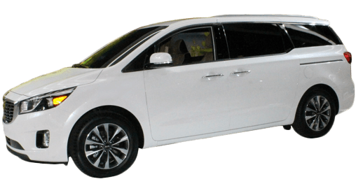 2017 Kia Sedona versus the Competition