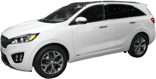 2017 Kia Sorento versus the Competition