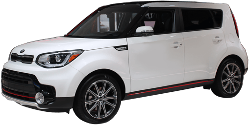 2017 Kia Soul versus the Competition