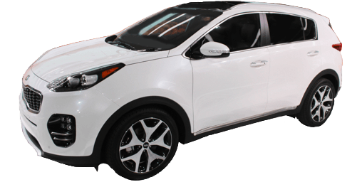 2017 Kia Sportage versus the Competition
