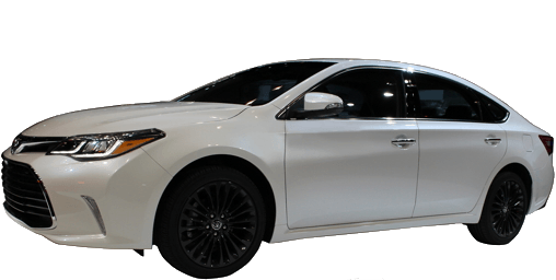 2015 Toyota Avalon vs The Competition at Roseville Toyota