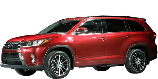 2015 Toyota Highlander vs The Competition at Roseville Toyota