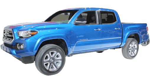 2017 Toyota Tacoma vs The Competition at Roseville Toyota